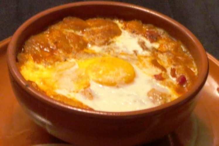 Sopa Castellana al Aroma de Comino