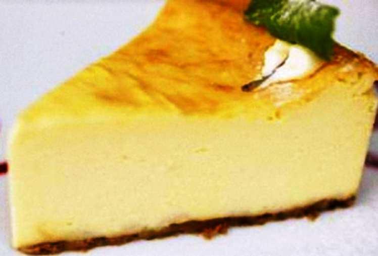 Tarta de Melón y Queso