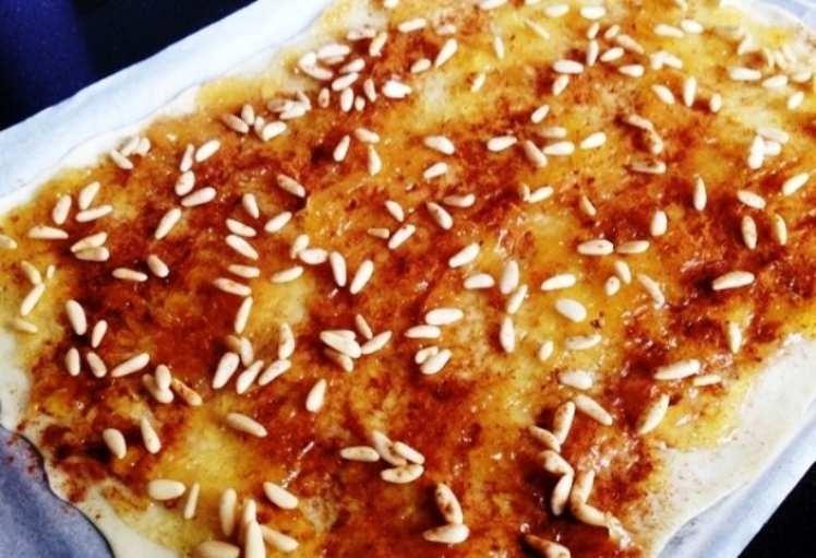 Torta Dulce Arabe