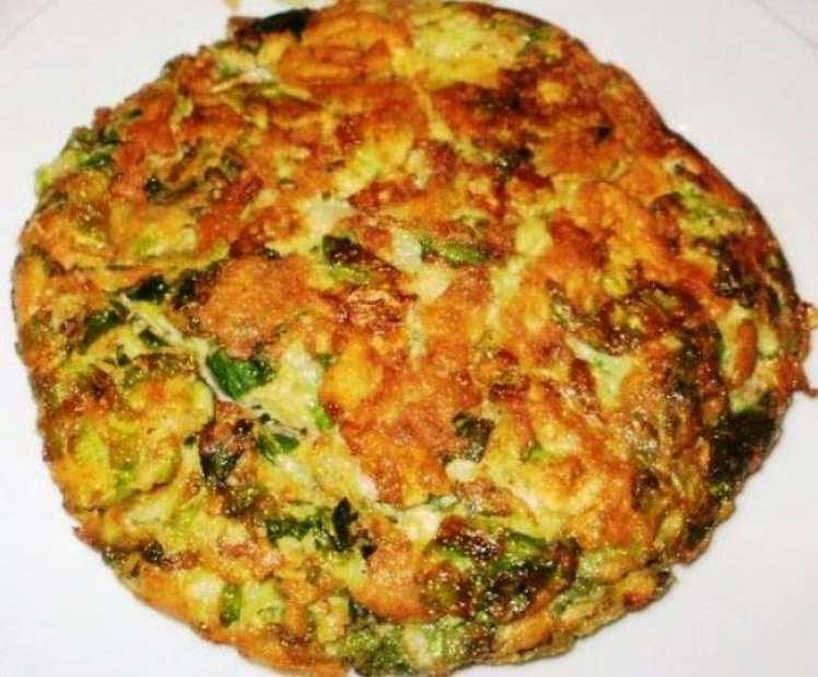 Tortilla de Lechuga