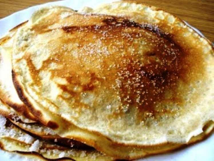 Tortitas Dulces Caseras
