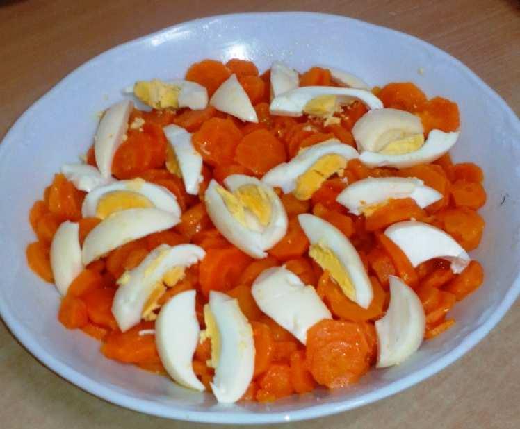 Zanahorias a la Vinagreta