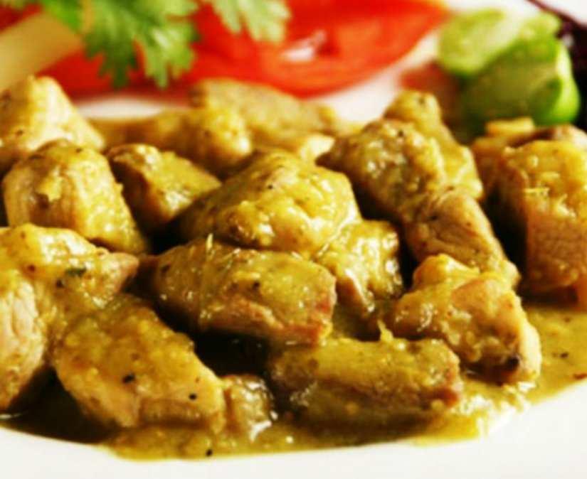 Receta Costillas De Cerdo En Salsa Verde Mis Recetas Caseras